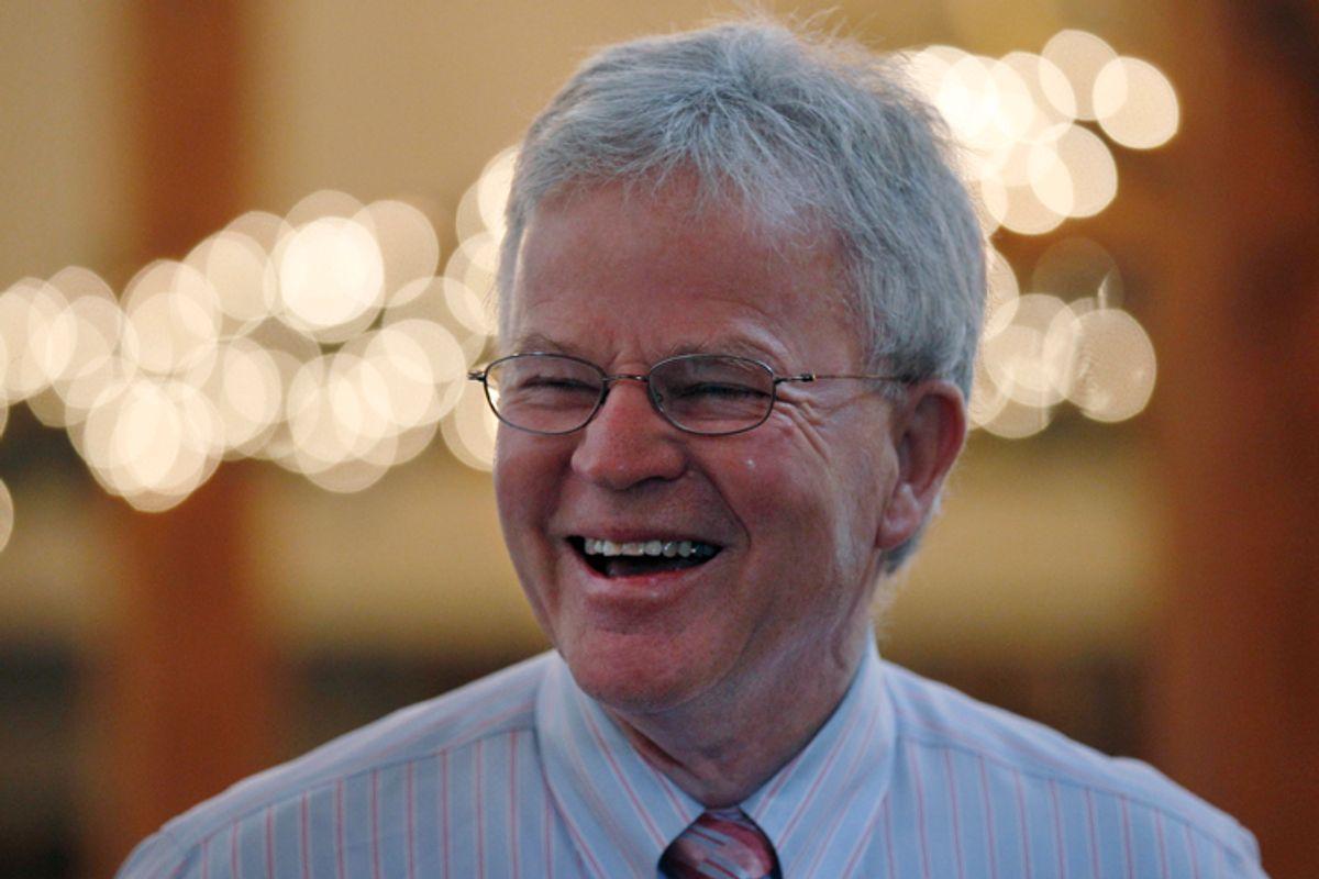 Former Louisiana Gov. Buddy Roemer     (AP/Charles Krupa)
