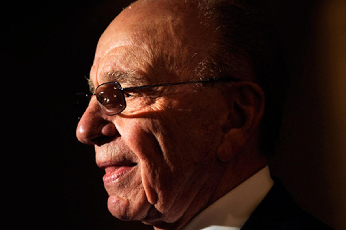 Rupert Murdoch               (AP)
