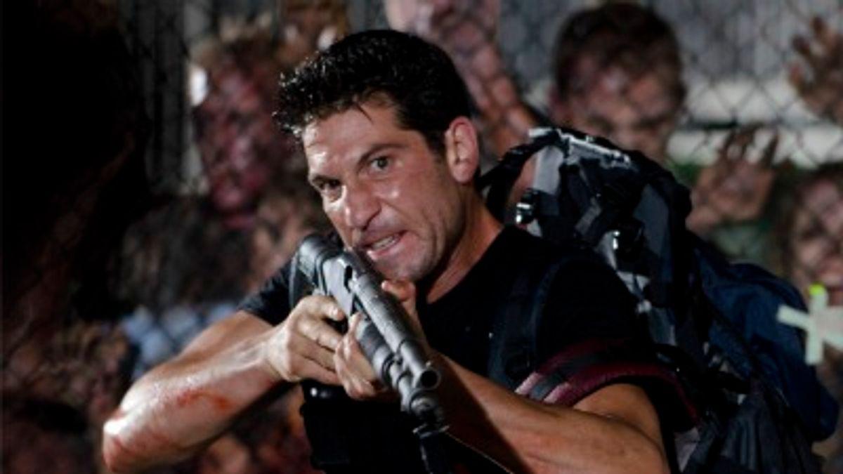 Shane Walsh (Jon Bernthal) - The Walking Dead - Season 2, Episode 3 - Photo Credit: Gene Page/AMC