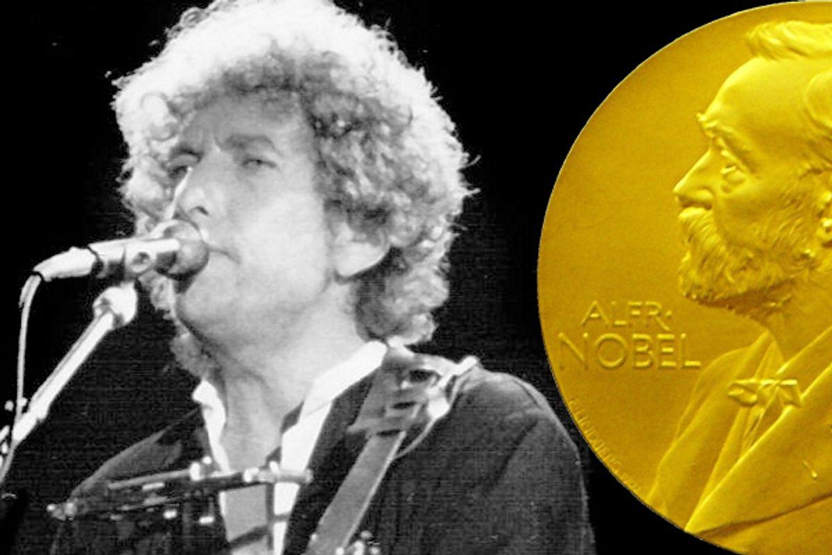 Bob Dylan in 1984                     (Wikipedia)