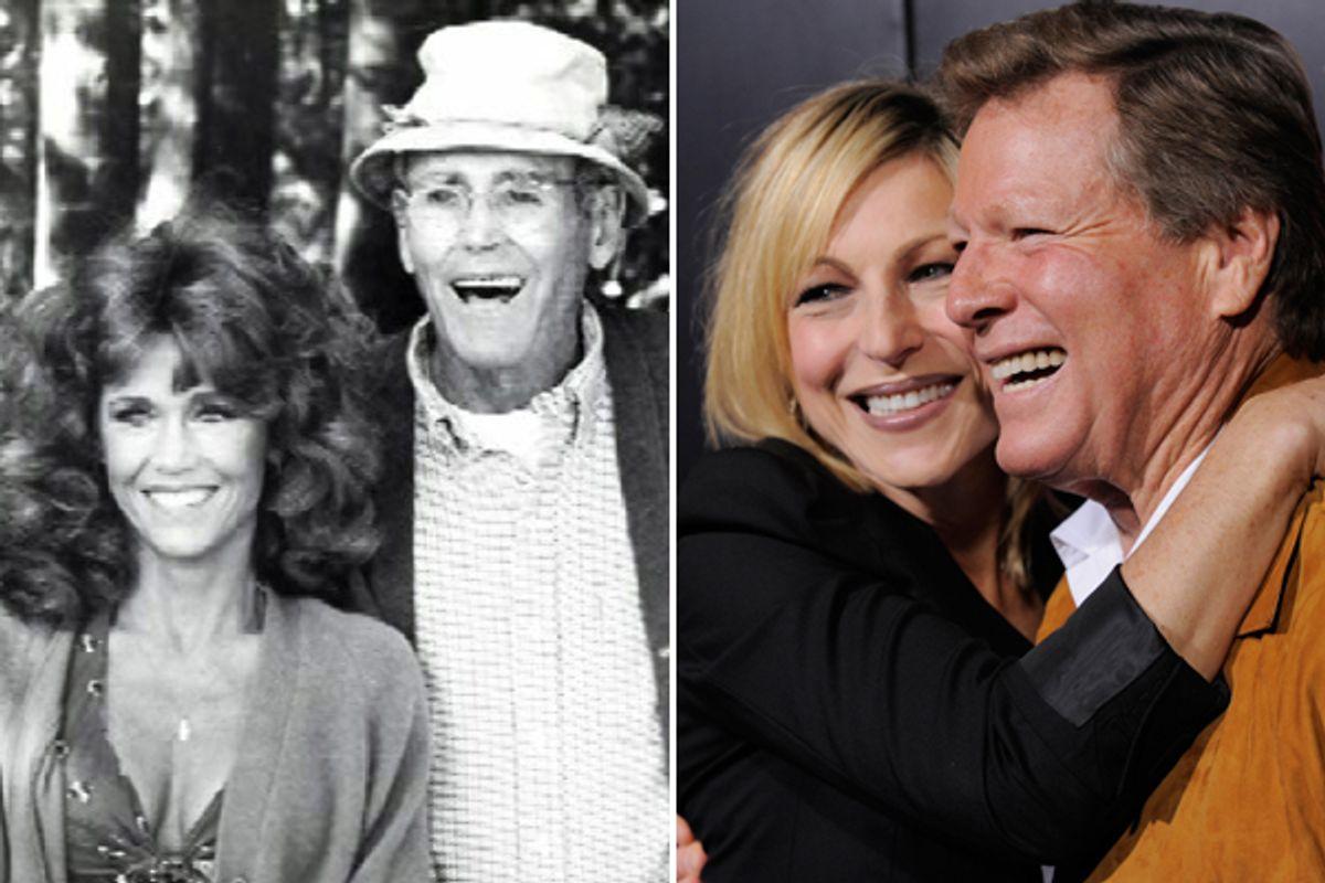 The Fondas and The O'Neals.      (AP)
