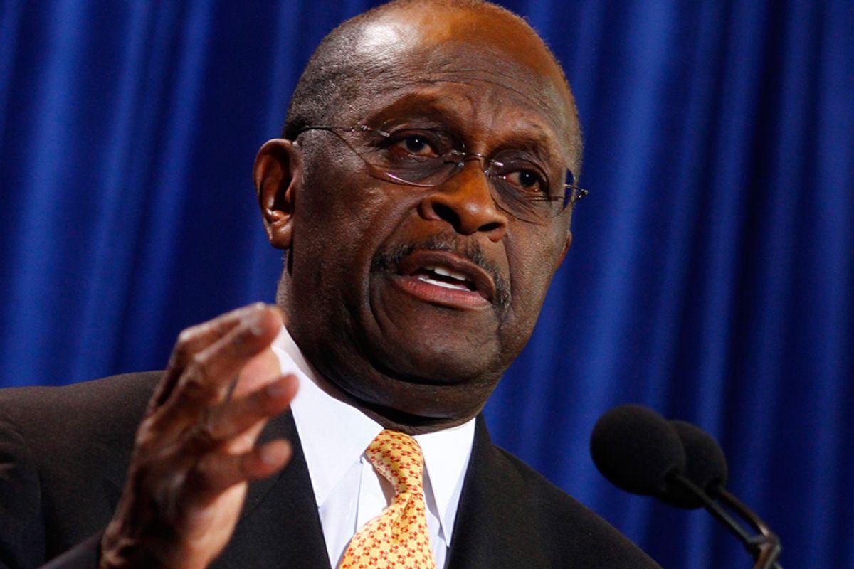 Herman Cain         (Reuters)