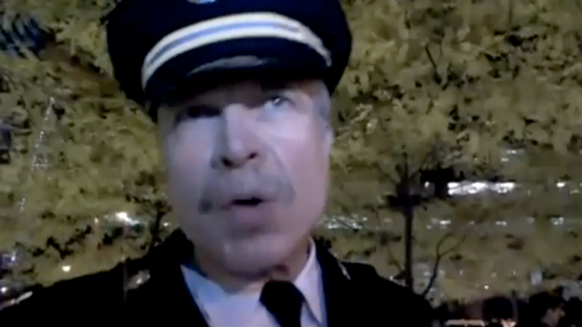 Retired police captain Ray Lewis (YouTube/paulus1st)
