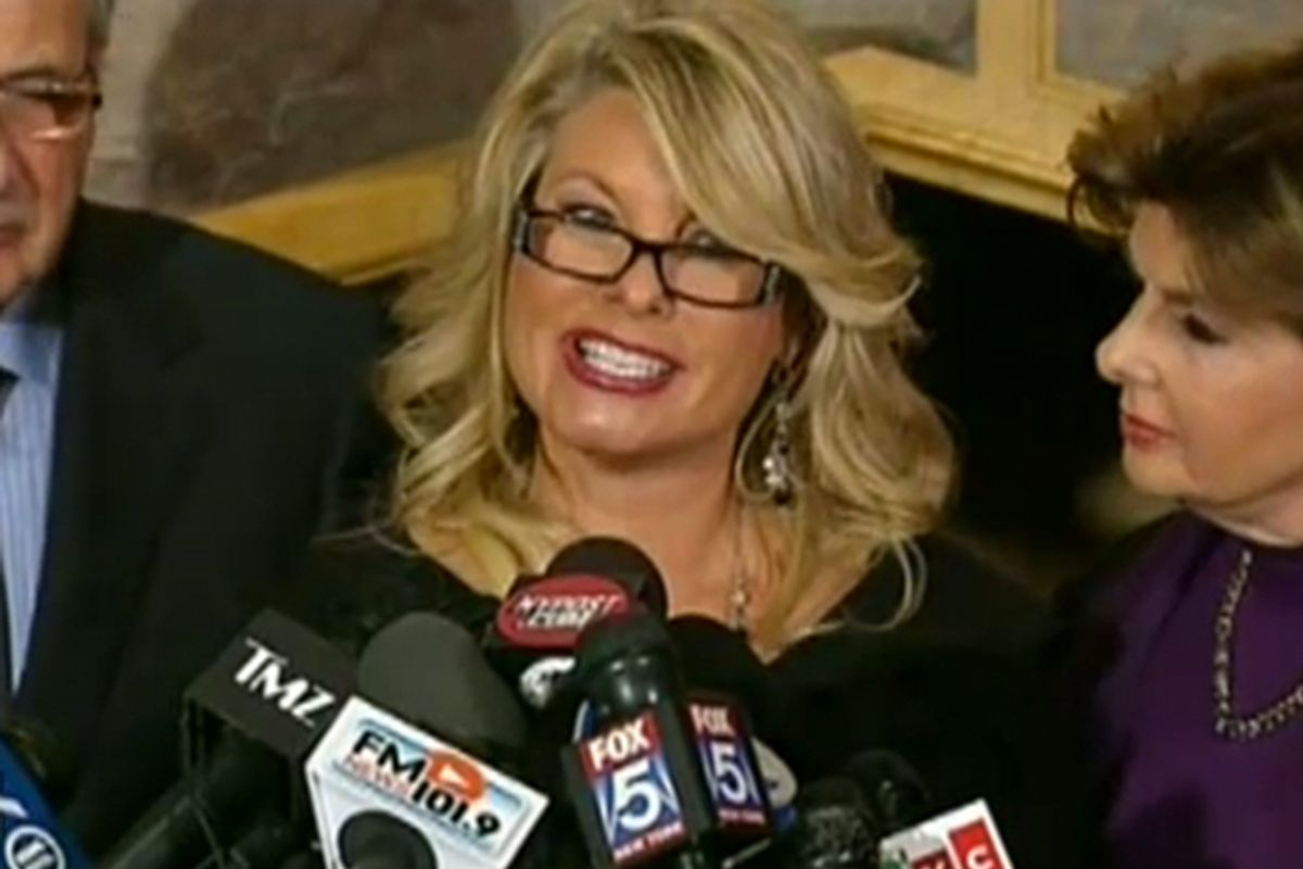Sharon Bialek    (Fox News screen shot)