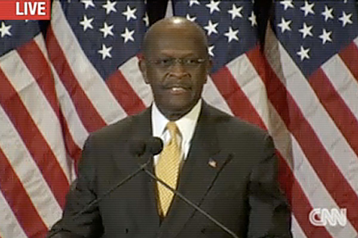 Herman Cain      (CNN)