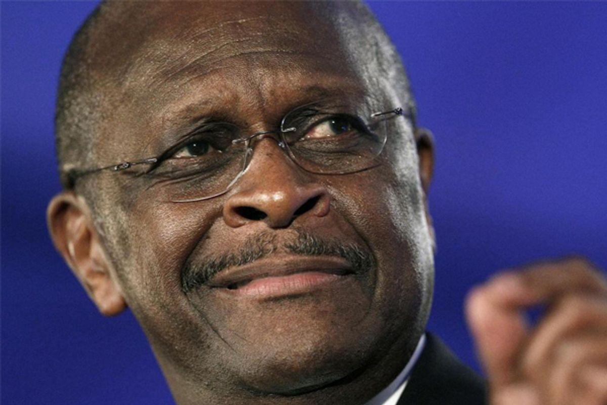 Herman Cain (AP/Patrick Semansky)