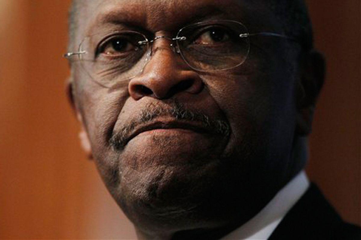 Herman Cain   (AP/Pablo Martinez Monsivais)