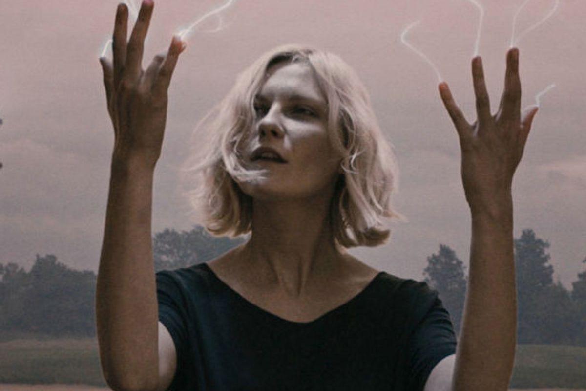 """Kirsten Dunst in """"Melancholia"""""""