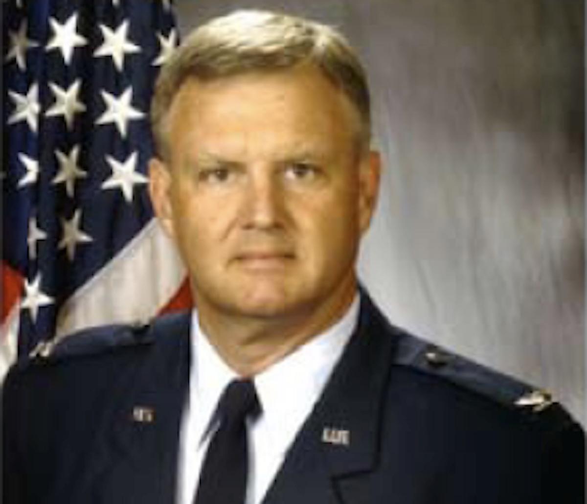 Colonel Morris Davis   (Wikipedia)