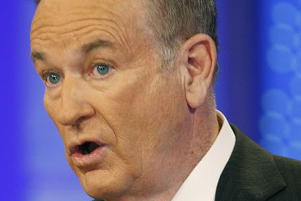 Bill O'Reilly     (AP)