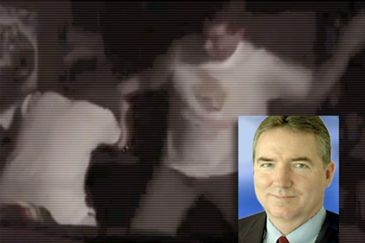 Inset: Judge William Adams.   (CNN)