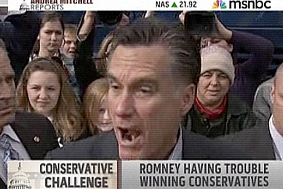 Mitt Romney    (MSNBC)