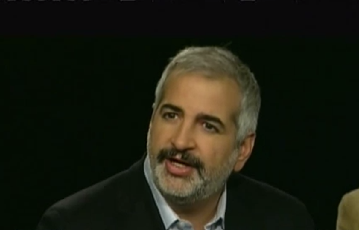 The late Anthony Shadid