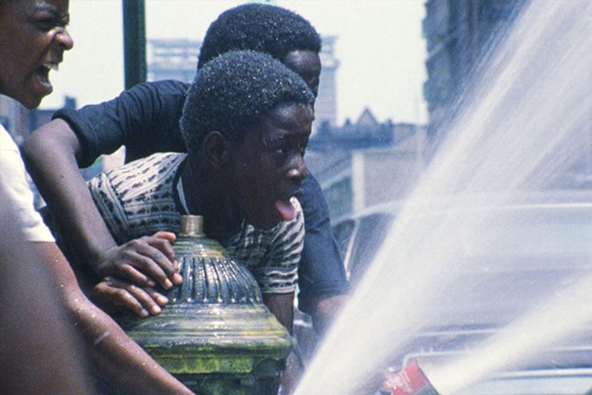 """A still from """"The Black Power Mixtape 1967-1975"""""""