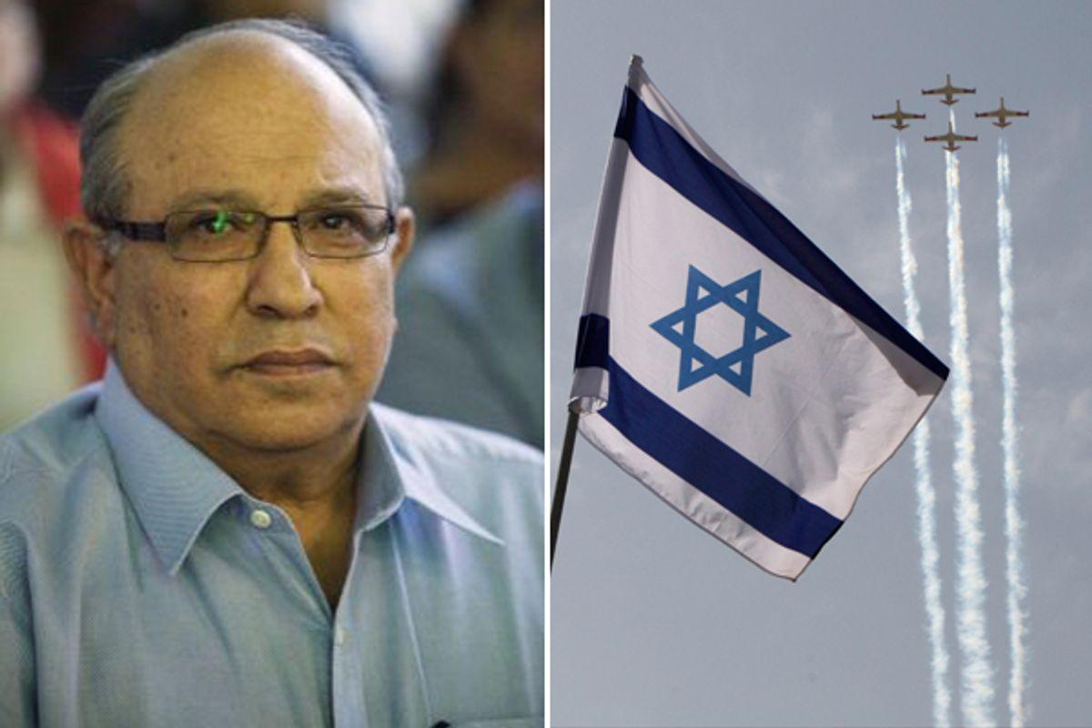 Ex-Mossad chief Meir Dagan no longer warns against attacking Iran  (AP/Dan Balilty/Reuters/Baz Ratner)