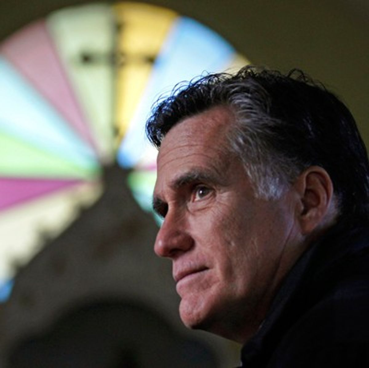 In church       (AP/Charles Krupa)