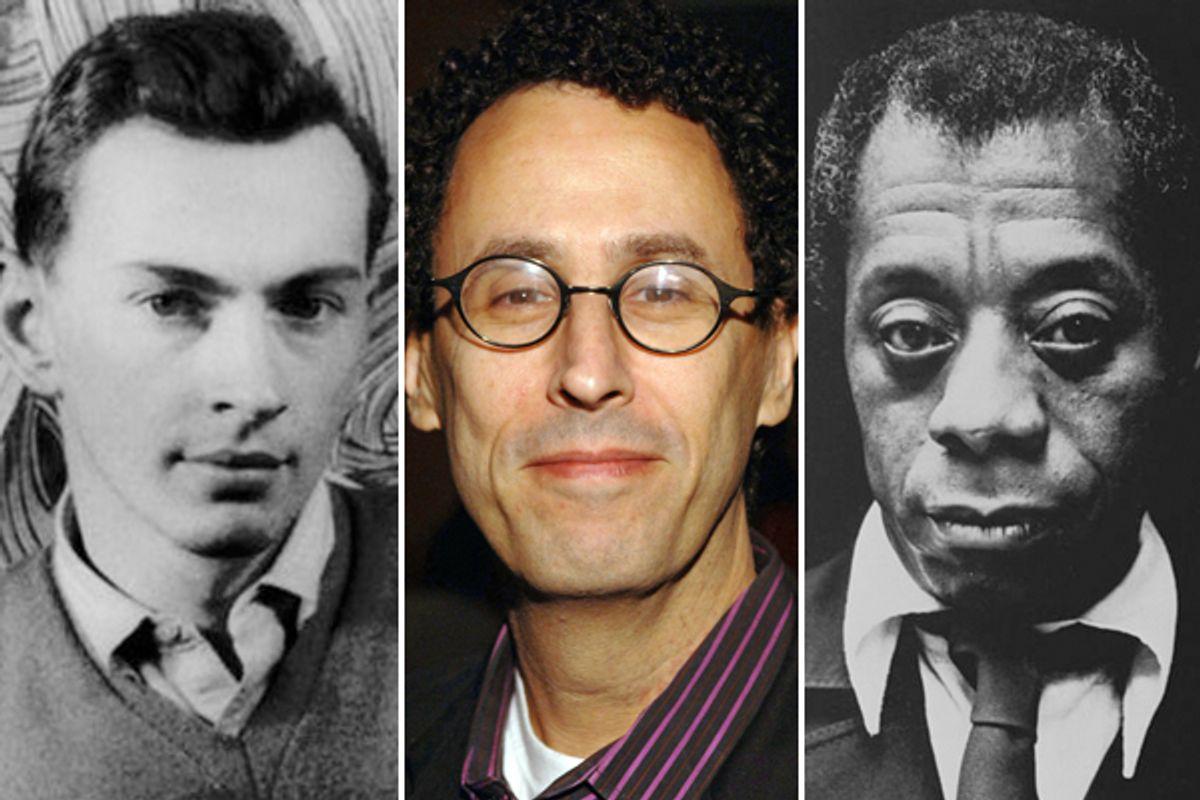 Gore Vidal, Tony Kushner and James Baldwin        (Library of Congress/Carl Van Vechten/Reuters/Phil McCarten/Miami Dade College)