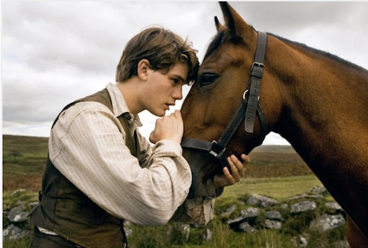 "Jeremy Irvine in ""War Horse"" (IMDB)"