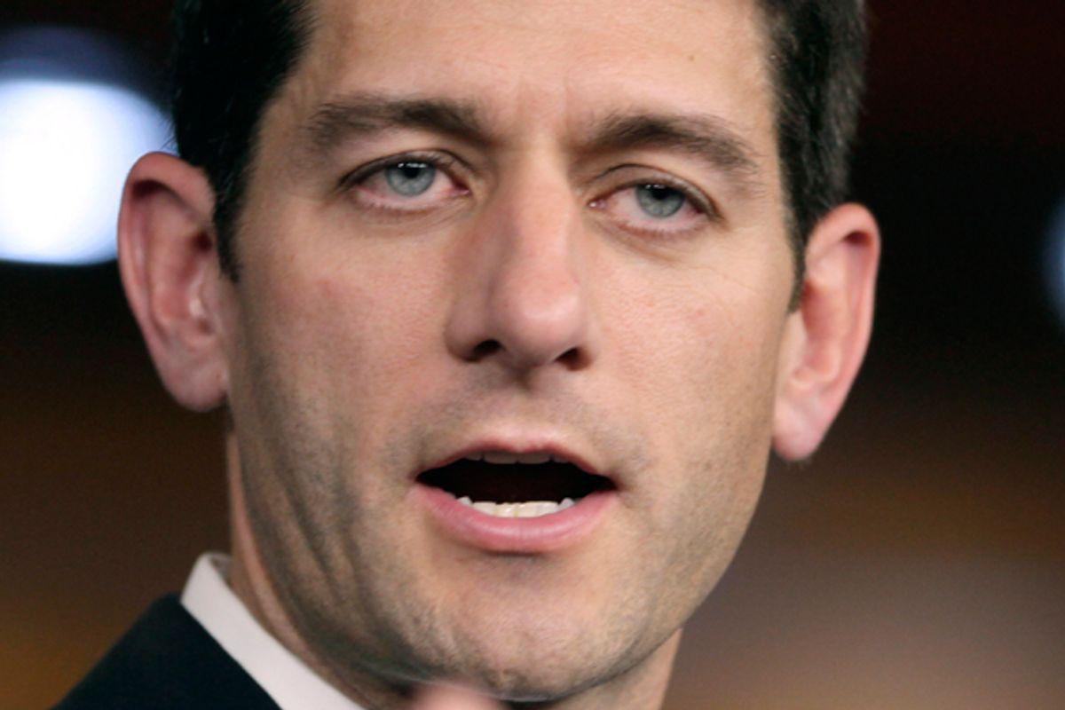 Paul Ryan         (AP/Carolyn Kaster)