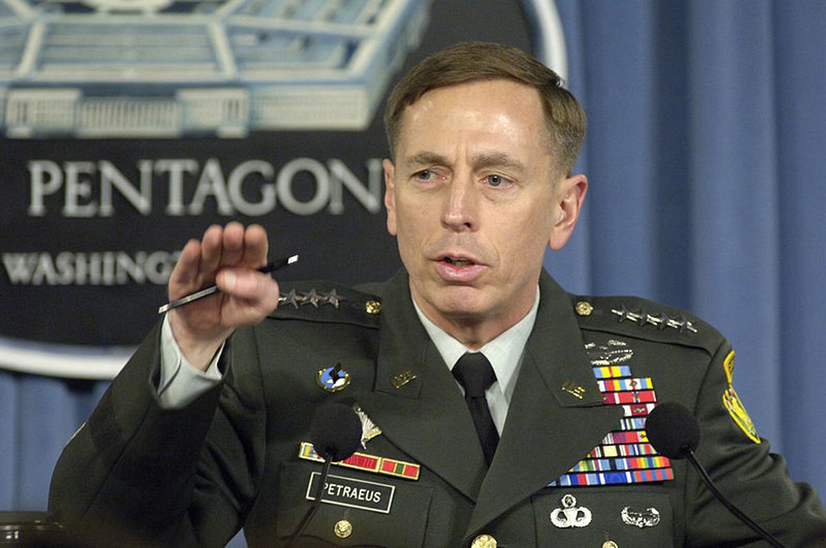 David Petraeus        (Wikipedia)