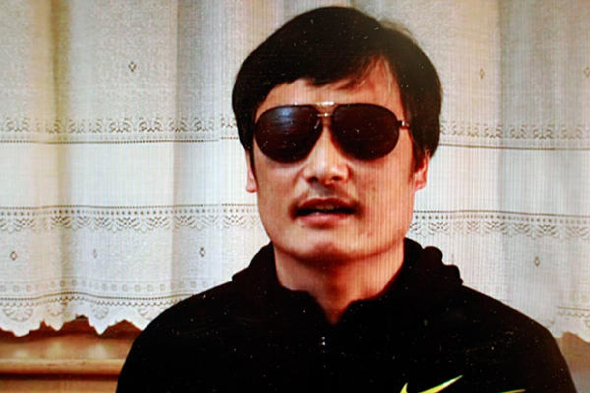 Chen Guangcheng   (AP)
