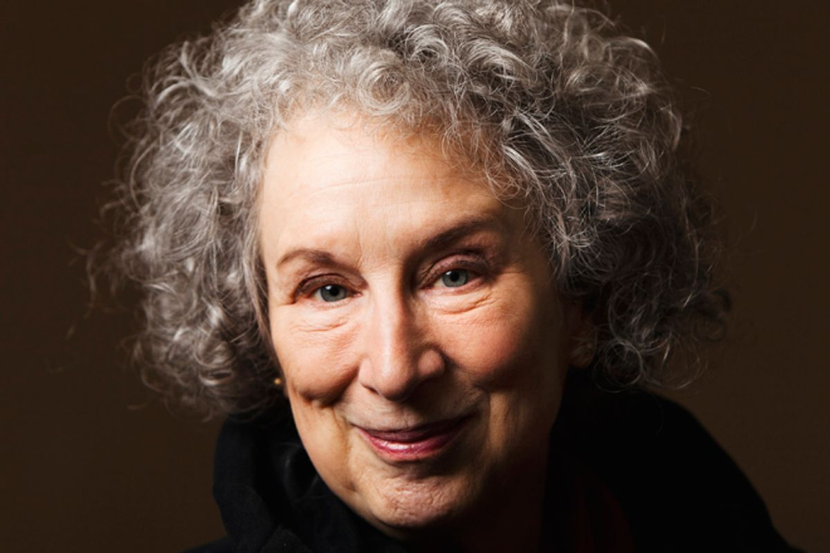 Margaret Atwood   (Reuters/Mark Blinch)