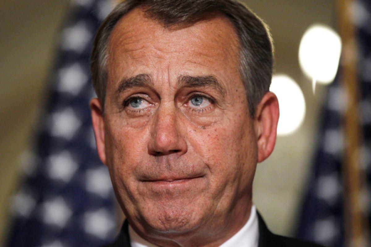 John Boehner     (AP/Charles Dharapak)