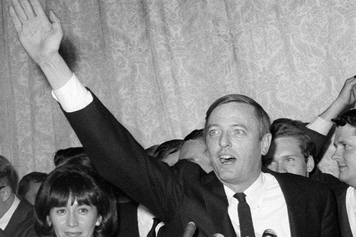 William Buckley in 1965.   (AP)