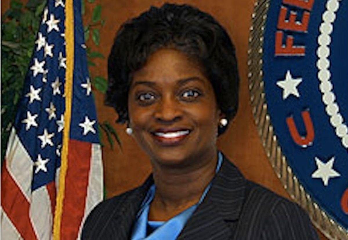 FCC Commissioner Mignon Clyburn     (FCC)