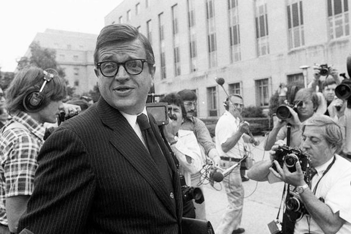 Chuck Colson in 1974    (AP/Bob Daugherty)