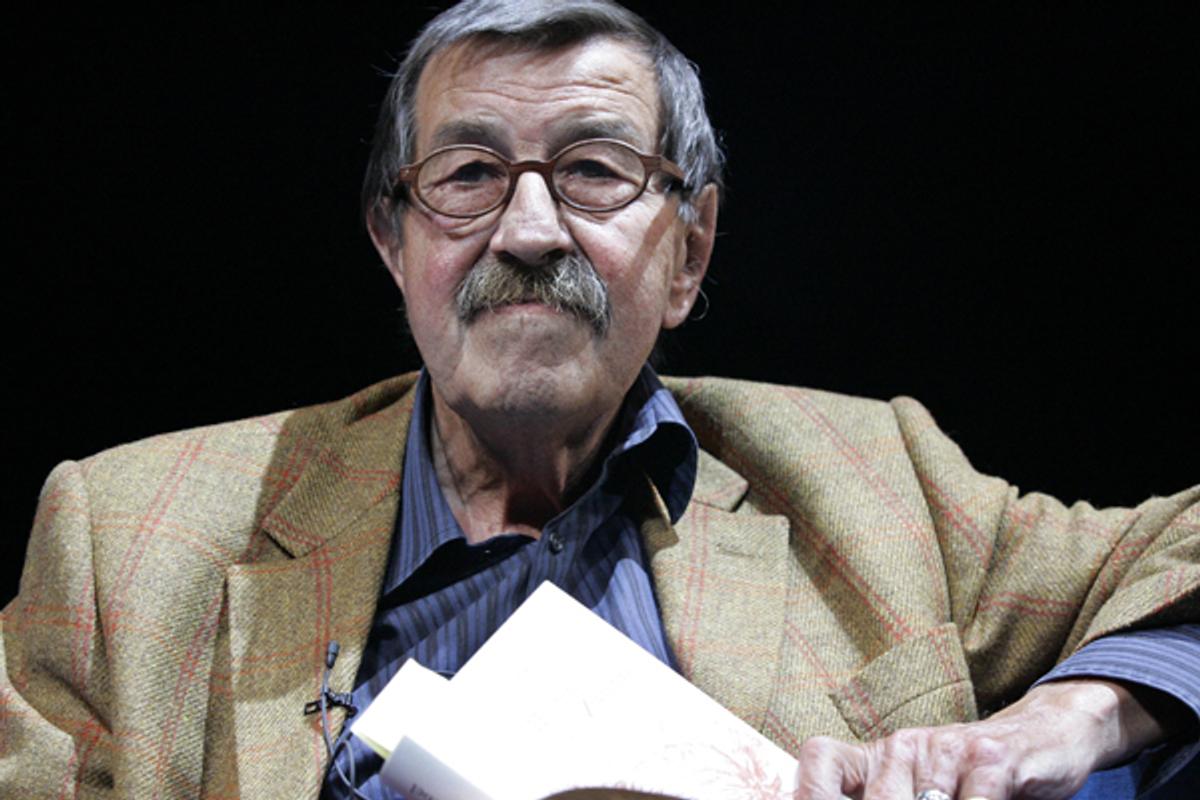 German writer Gunter Grass    (AP/Fritz Reiss)