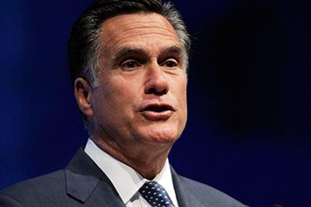 Mitt Romney     (AP/Michael Conroy)