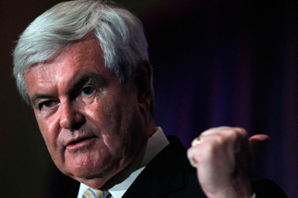 Newt Gingrich    (AP)
