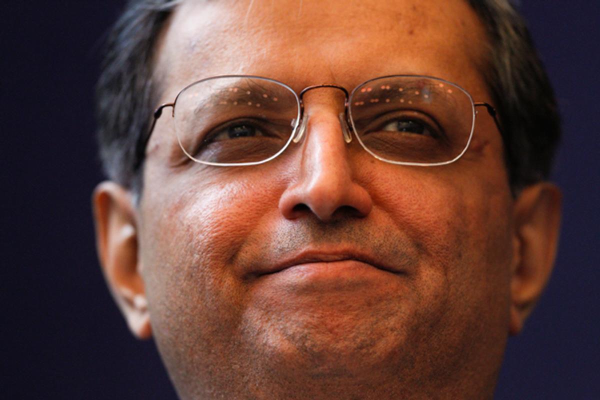 Citigroup CEO Vikram Pandit      (Reuters/Christian Hartmann)