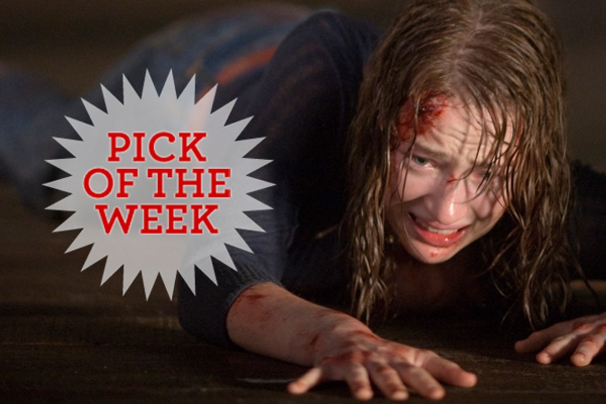 """Kristen Connolly in """"The Cabin in the Woods"""""""