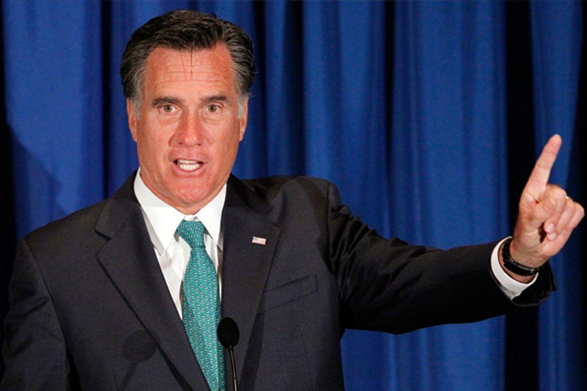 Mitt Romney    (AP/Alex Brandon)
