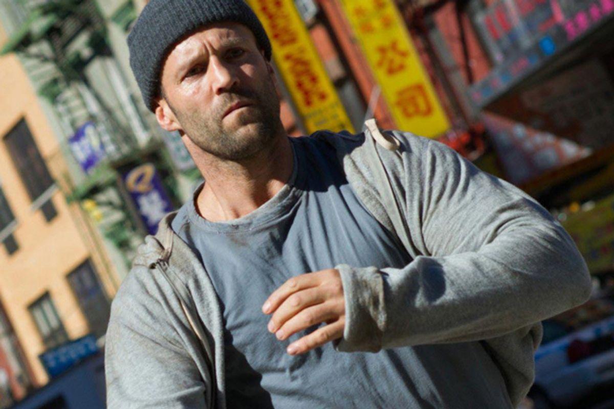 "Jason Statham in ""Safe"""