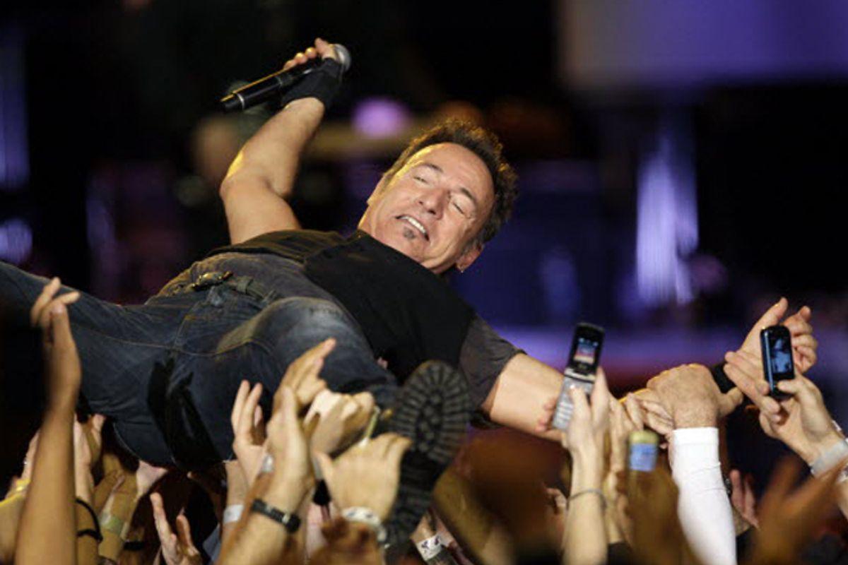 Bruce Springsteen      (AP/Rob Carr)