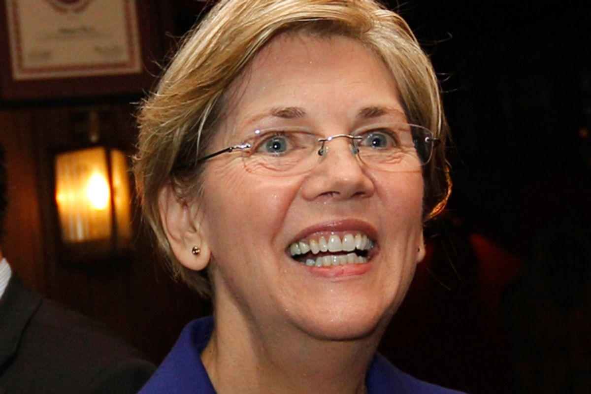 Elizabeth Warren    (AP/Elise Amendola)