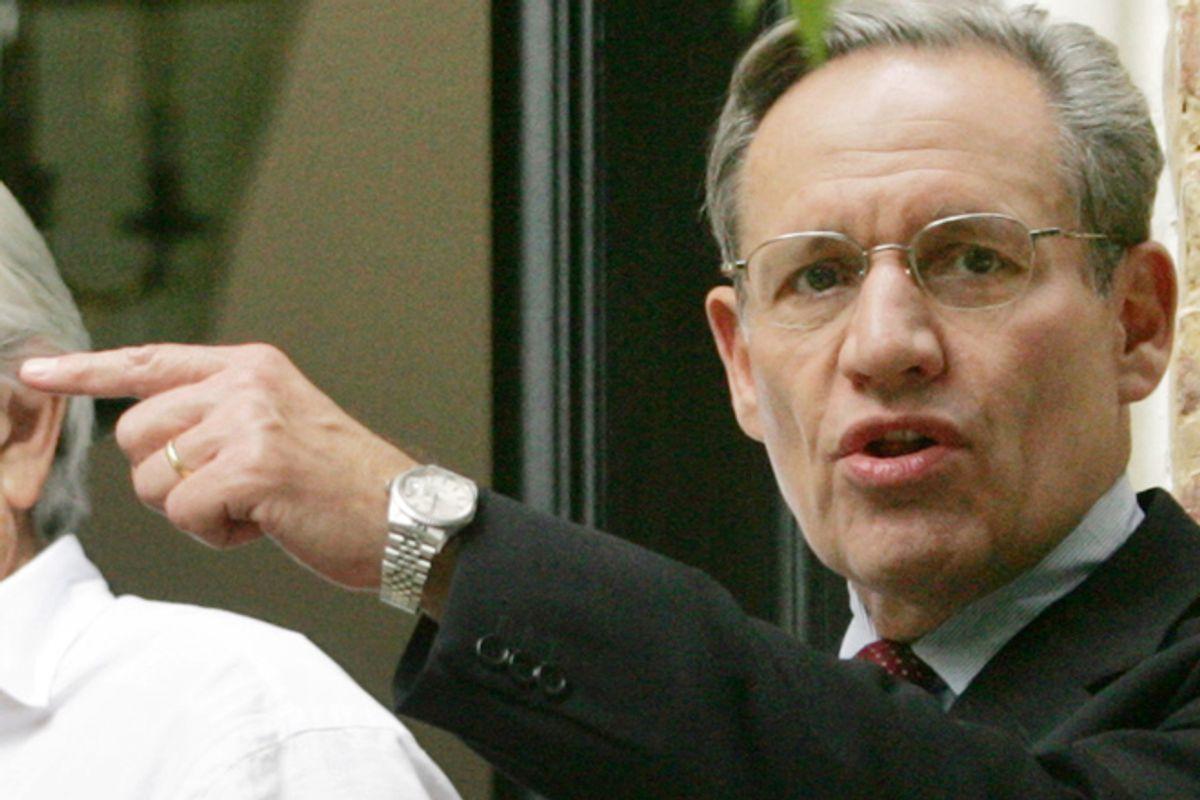 Bob Woodward      (Reuters)