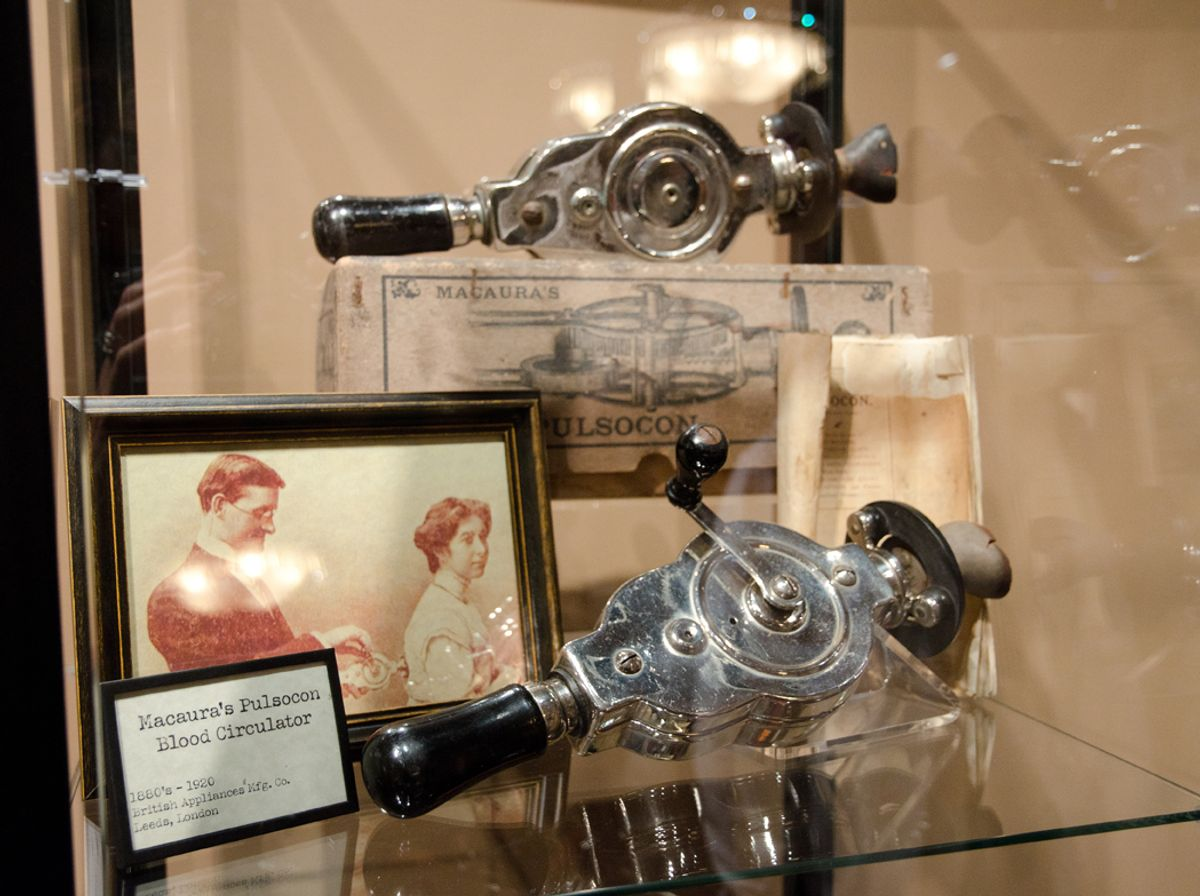 (Antique Vibrator Museum)