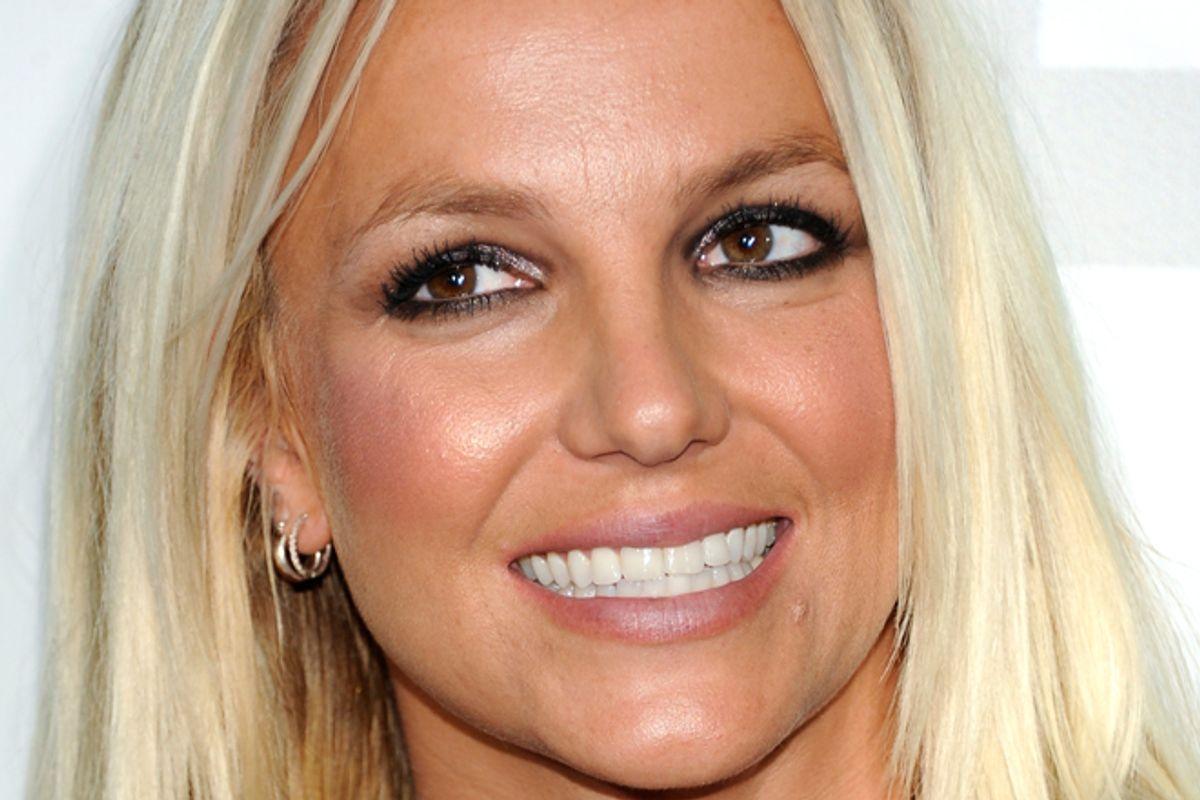 Britney Spears          (AP/Evan Agostini)