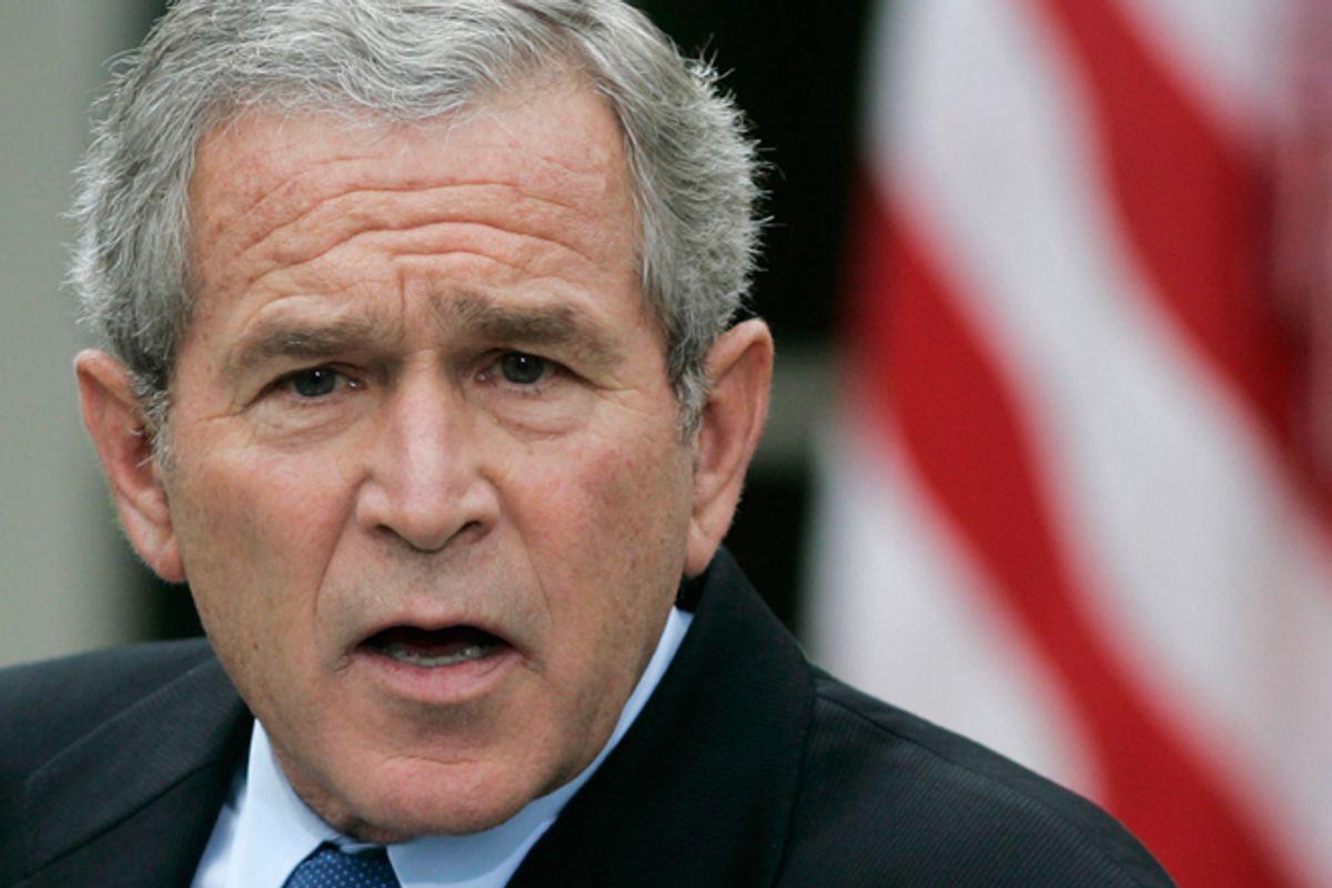 George W. Bush    (AP/Ron Edmonds)