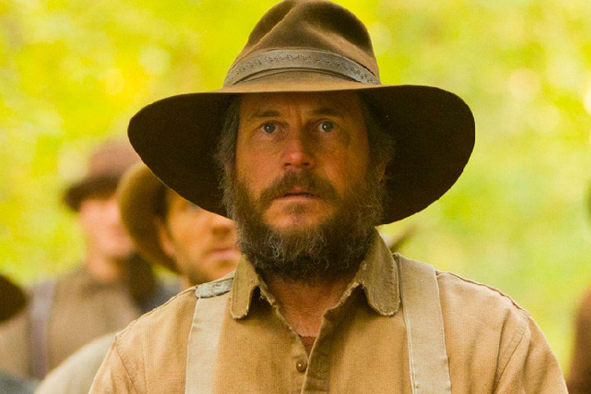 """Bill Paxton in """"Hatfields & McCoys"""""""