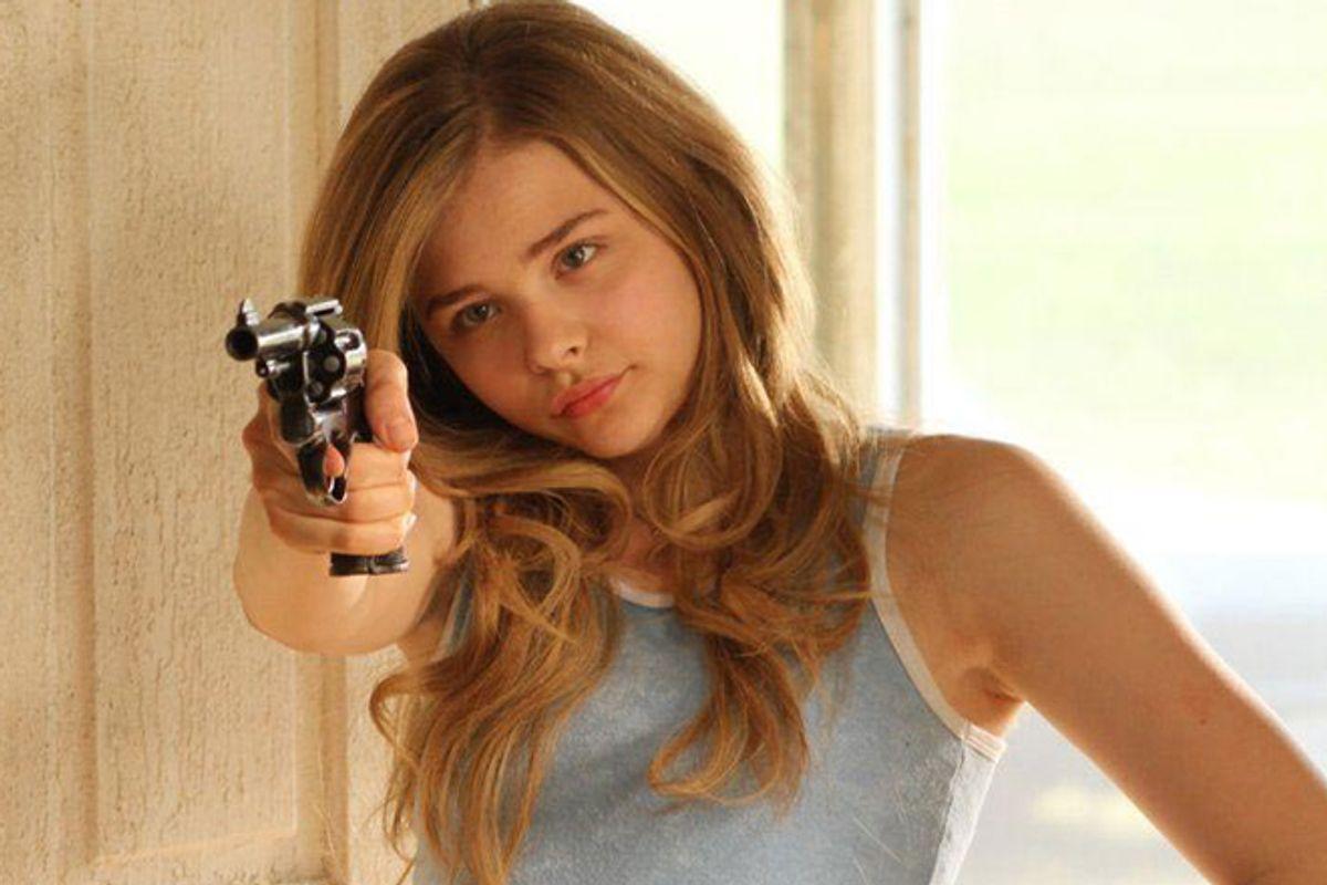 """Chloë Moretz in """"Hick"""""""