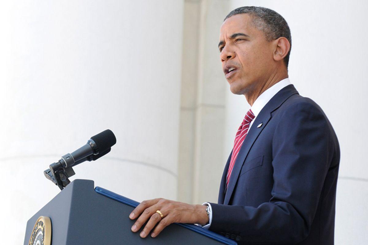 President Obama  (Reuters/Jonathan Ernst)