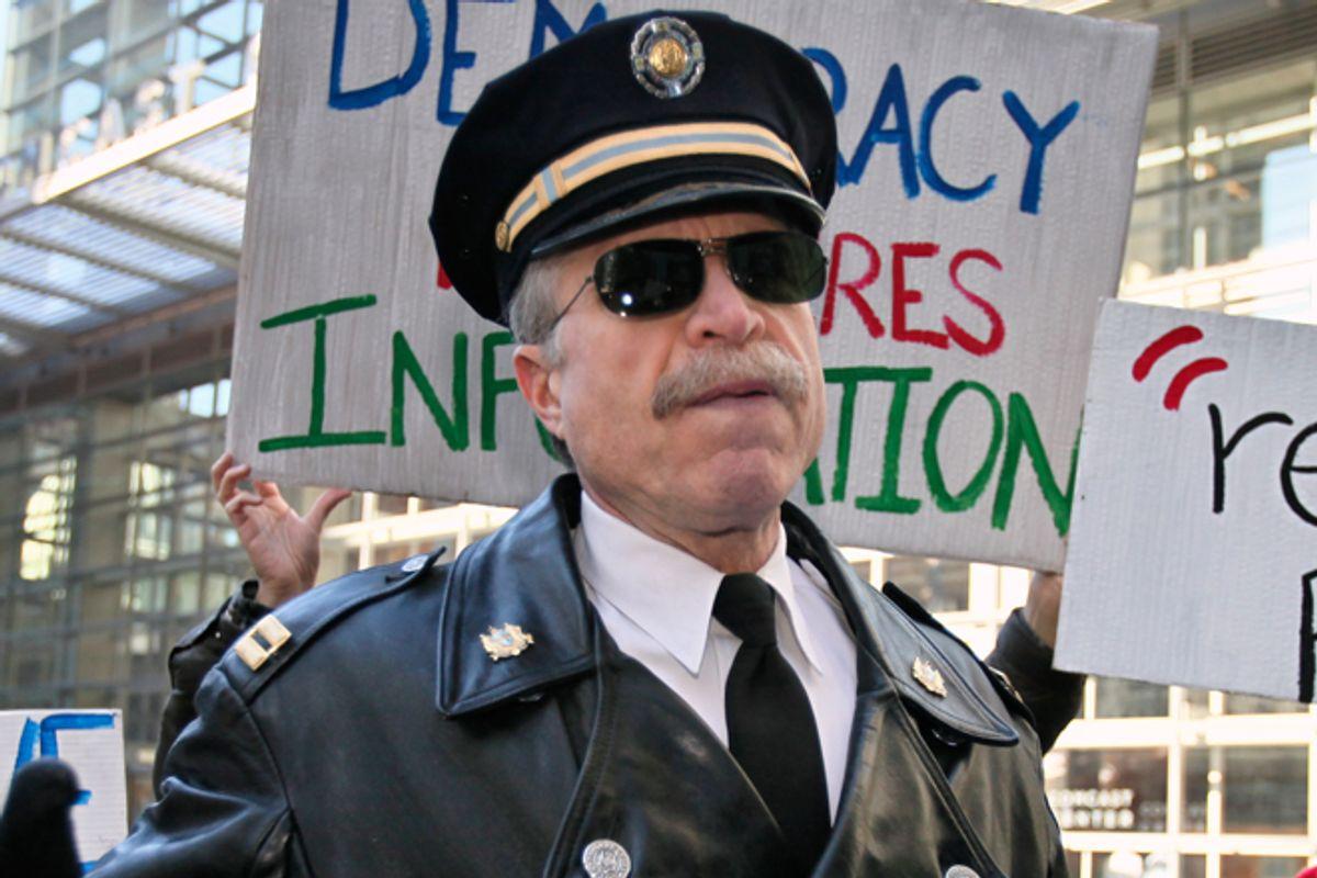 Ray Lewis        (AP/Joseph Kaczmarek)