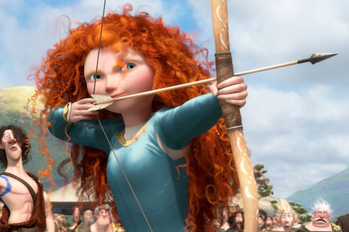 """A still from """"Brave"""""""