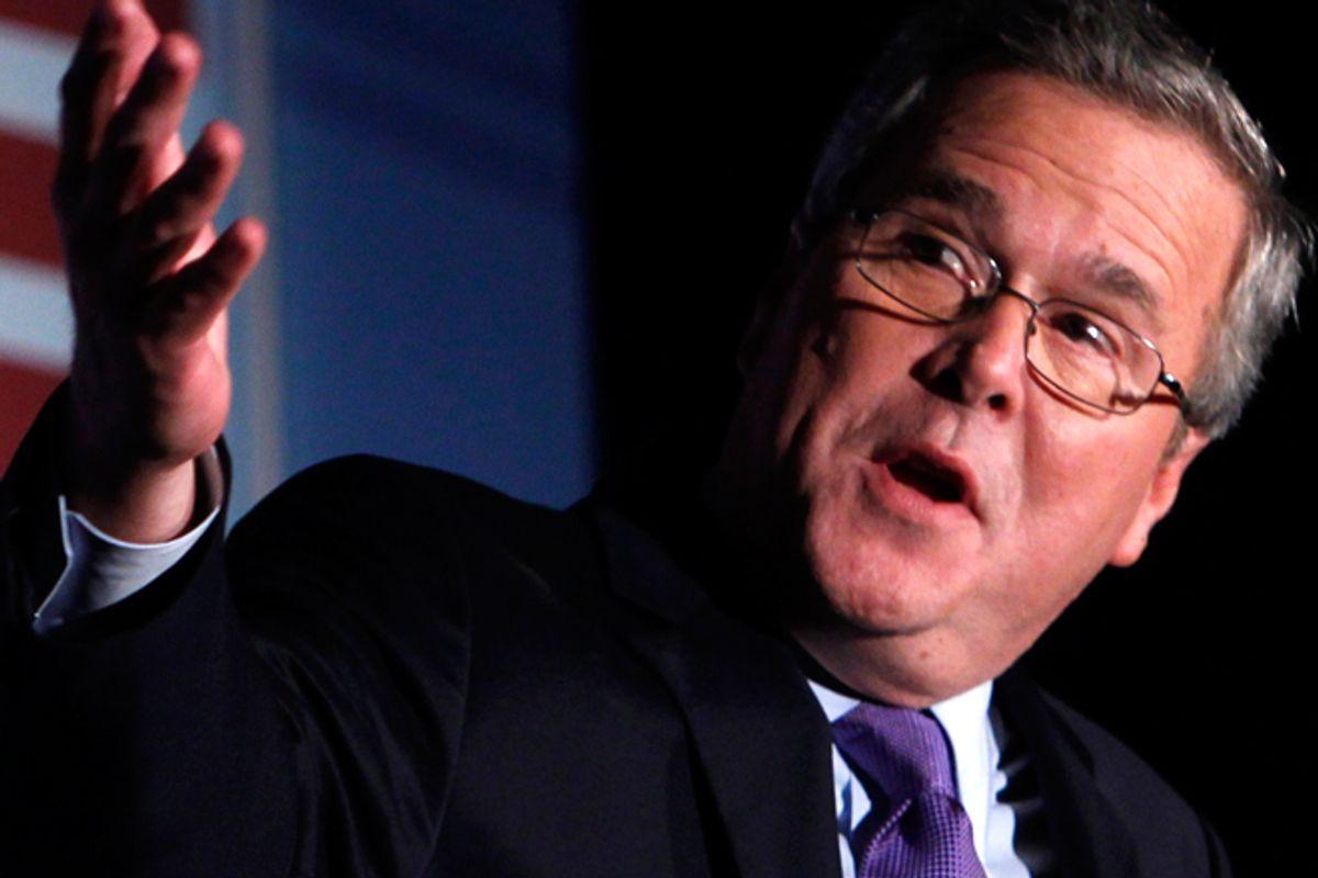 Jeb Bush    (AP/Wilfredo Lee)