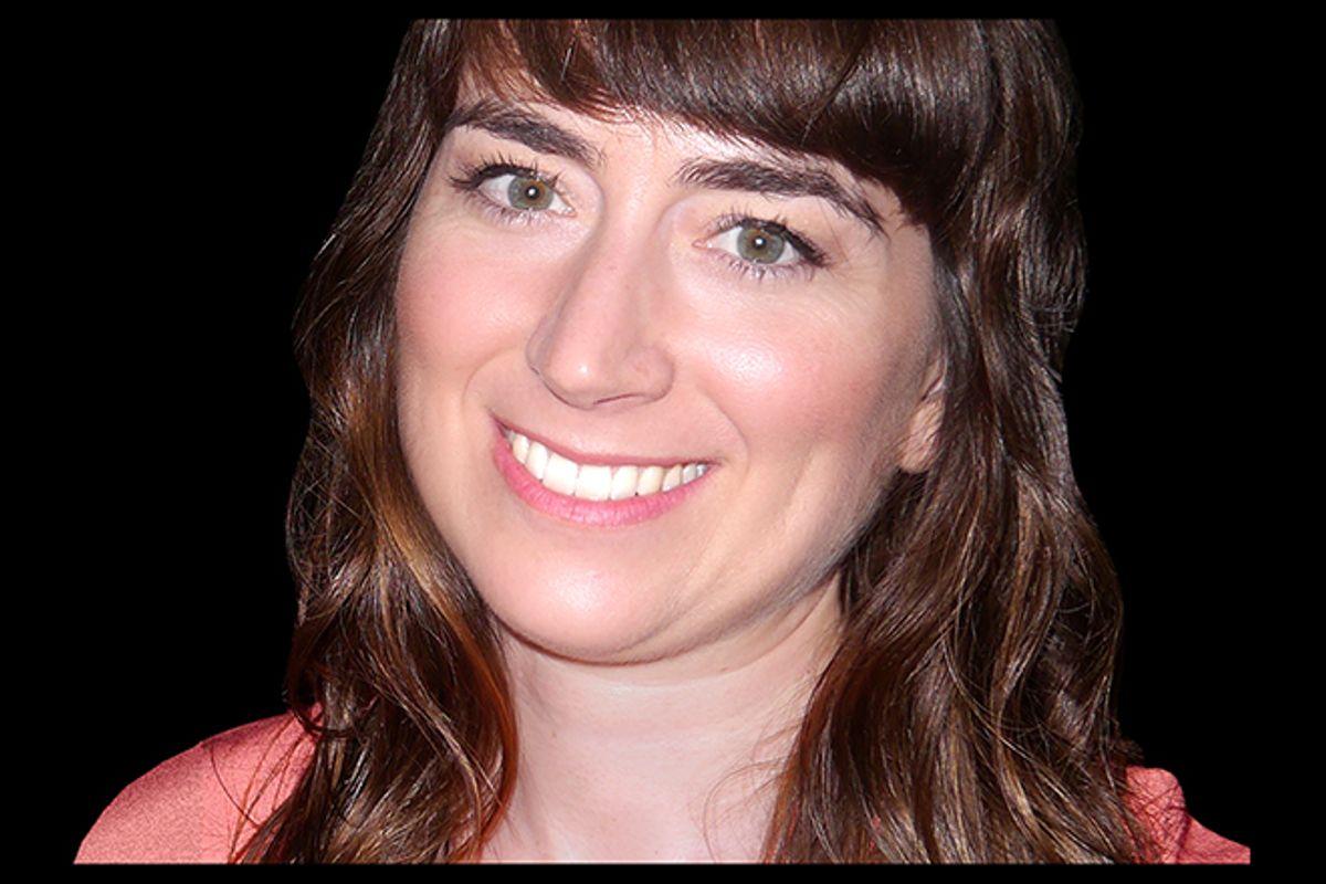 Salon CEO Cindy Jeffers